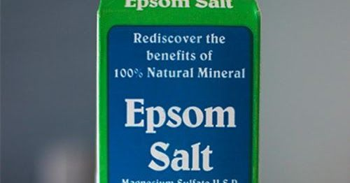 Question: When is salt, not salt? Answer: When it's Epsom Salt! – you see Epsom Salt is not really salt at all – its chemical name is magne...