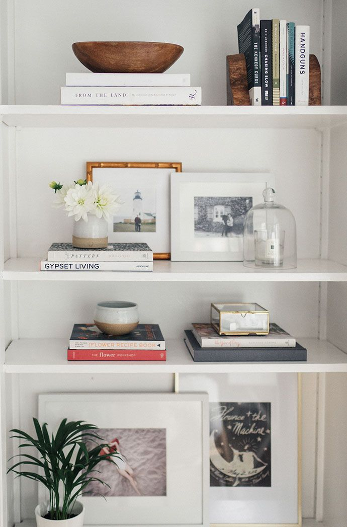 Incroyable Step Inside A Dreamy 1940s Sausalito, California, Home. Shelving DecorHome  ...