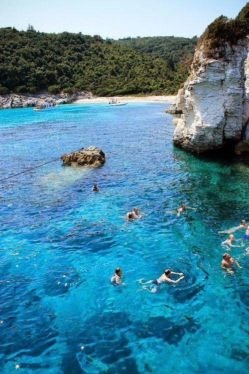 blue sea greece related - photo #8