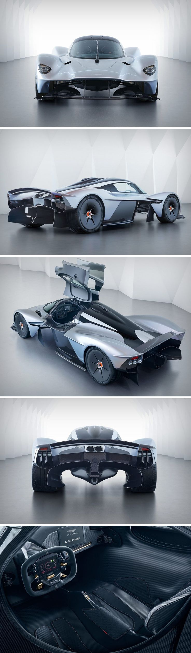 What do you call a car with 1130 horsepower? A Formula 1 car? Nope, you call it the Aston Martin Valkyrie. This monster of an automobile boasts of more hp than most F1 cars, courtesy a V12 engine… backed by a price tag of $3.2 million.