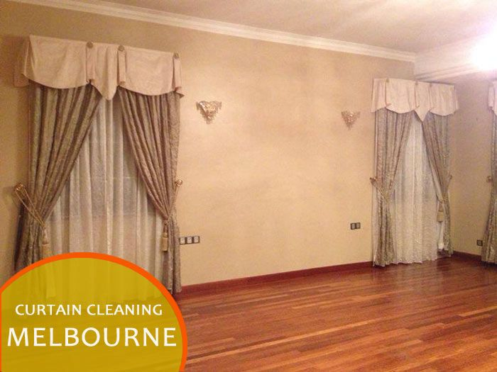 Curtain Cleaning Melbourne Offers Onsite Curtain Steam Dry