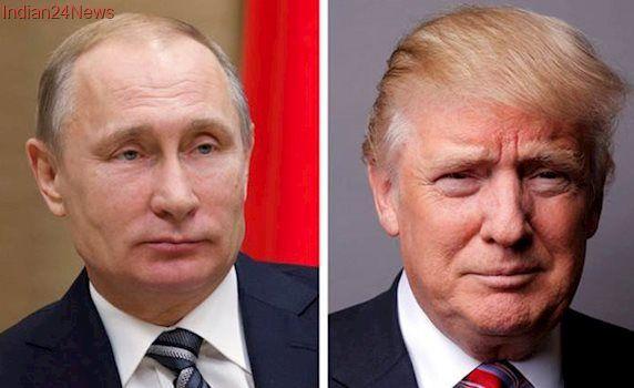 Donald Trump, Vladimir Putin had a 'good' talk about ending Syria war: White House
