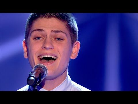 ▶ Jake Shakeshaft perfoms 'Thinking Out Loud' - The Voice UK 2015: Blind Auditions 2 - BBC One - YouTube