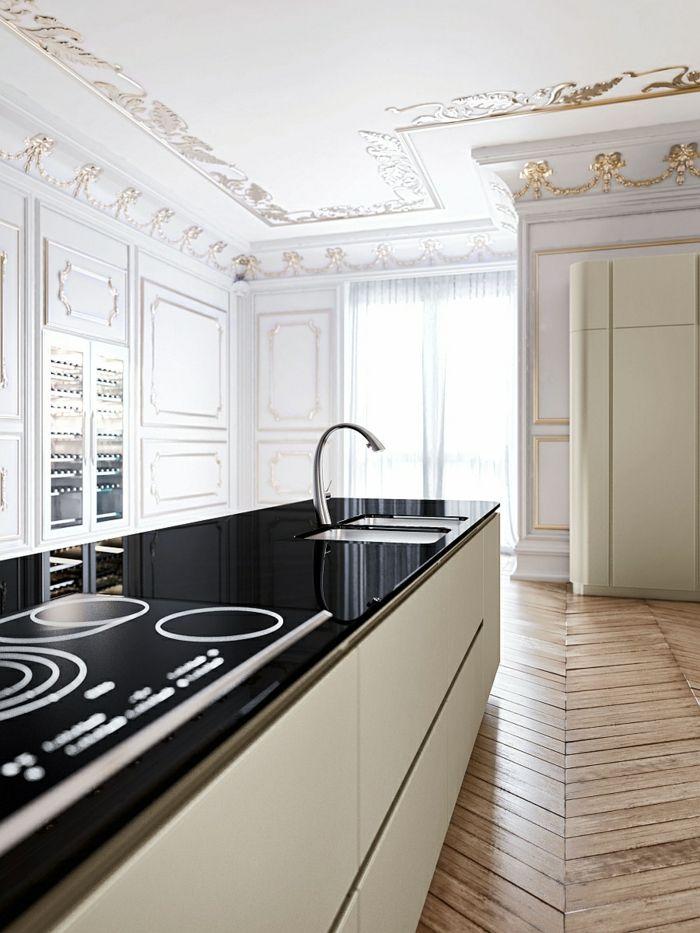 Die Besten 25+ Minimalist Kitchens With Peninsulas Ideen Auf Moderne Kuche  Spotlicht .