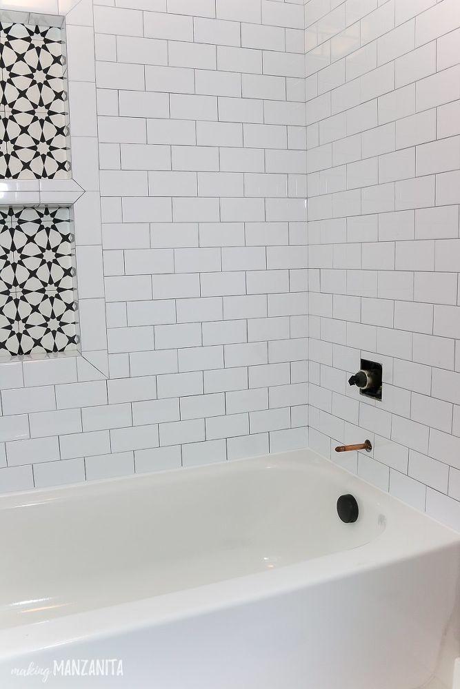 How To Install Shower Tile Tips Tricks Diy Diy Shower Shower