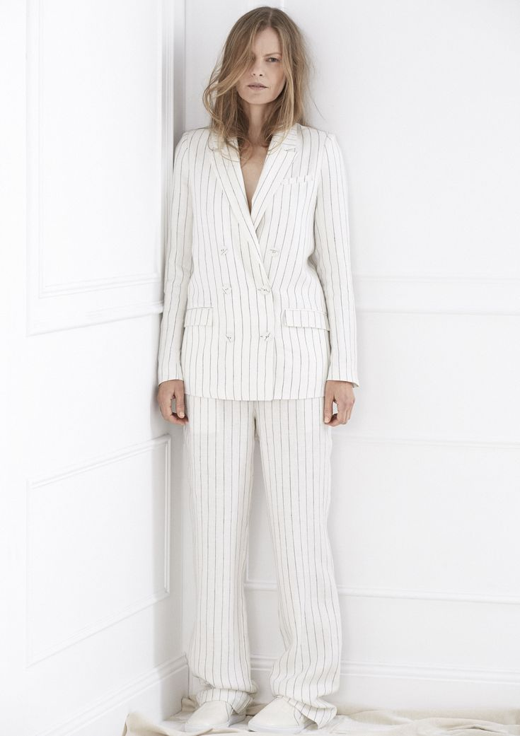 Nantucket Blazer and Buddy Holly Trousers by C&M CAMILLA AND MARC