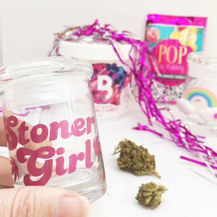 we're ready for a girl's #potparty with our #stonergirl and rainbow stash jars, and cute goodies from @bedibles and @highgorgeousofficial . shop our link in bio to explore! . . . . #cannabiswomen #womenofcannabis #successfulstoners #weedandwomen #allthingsweed #womengrow #highsociety #420society #cannabisheals #dopefam #sparktheconversation #sophisticatedstoner #medicated #medicalmarijauna #womengrow
