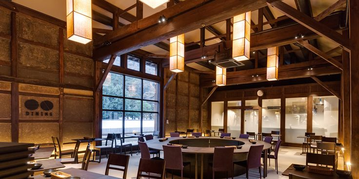 竹田城城下町 ホテルEN(旧木村酒造場)|ホテル・レストラン