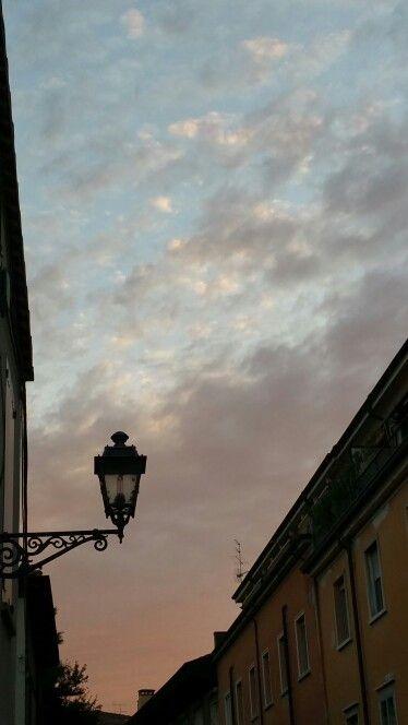 Mantua sky