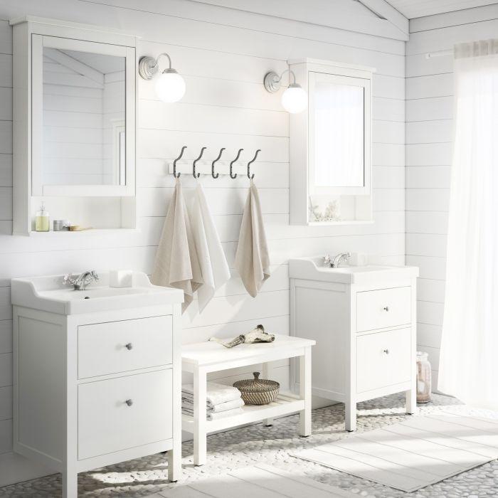 Derli toplu bir banyo için ihtiyacınız olan her şey IKEA'da!