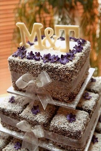 Australian vintage inspired wedding ideas - lamington tower