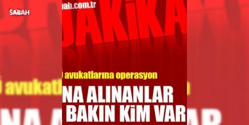 İzmir'de FETÖ avukatlarına operasyon: İzmir'de FETÖ/PDY üyelerine yönelik düzenlenen operasyonda 22 avukat gözaltına alındı. Örgütün şifreli haberleşme si#STEMi ByLock'u kullandıkları ortaya çıkanlar arasında Uluslararası Af Örgütü Türkiye...