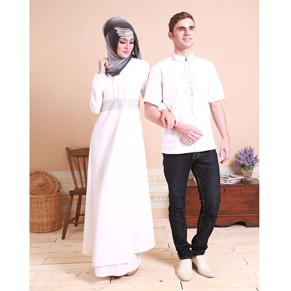 Sarimbit Couples. Dress Jovanka & Koko Yashvir