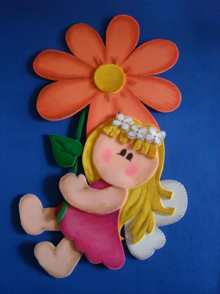 Foamie Crafty Art Dolls
