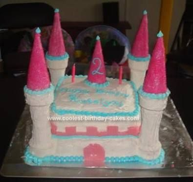 21 best Cookies images on Pinterest Birthdays Castle birthday