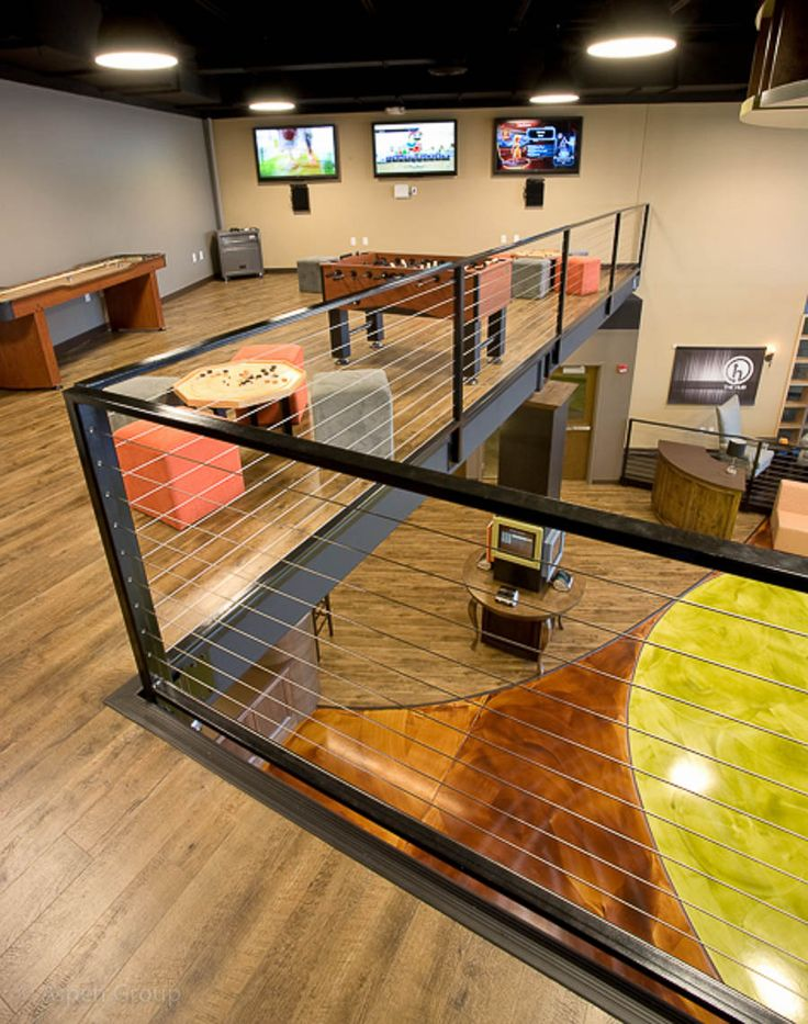 Youth Group Room Designs: West Side Christian, Student Center