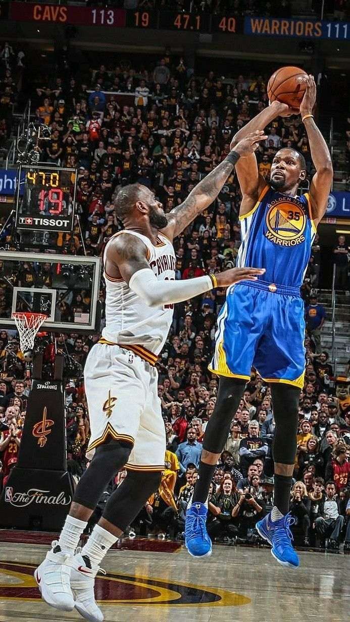 Lebron and kd