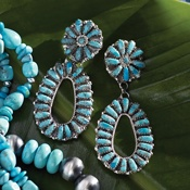 So cute. I need to do something to reward myself for. #turquoise #jewelry