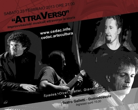 Jazz concert in Domodossola