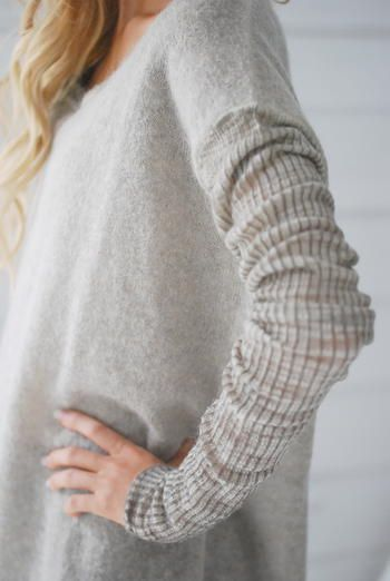 Cozy, relaxed cashmere sweater. The perfect layer for chilly days. ❤️ #RocketDog #Style