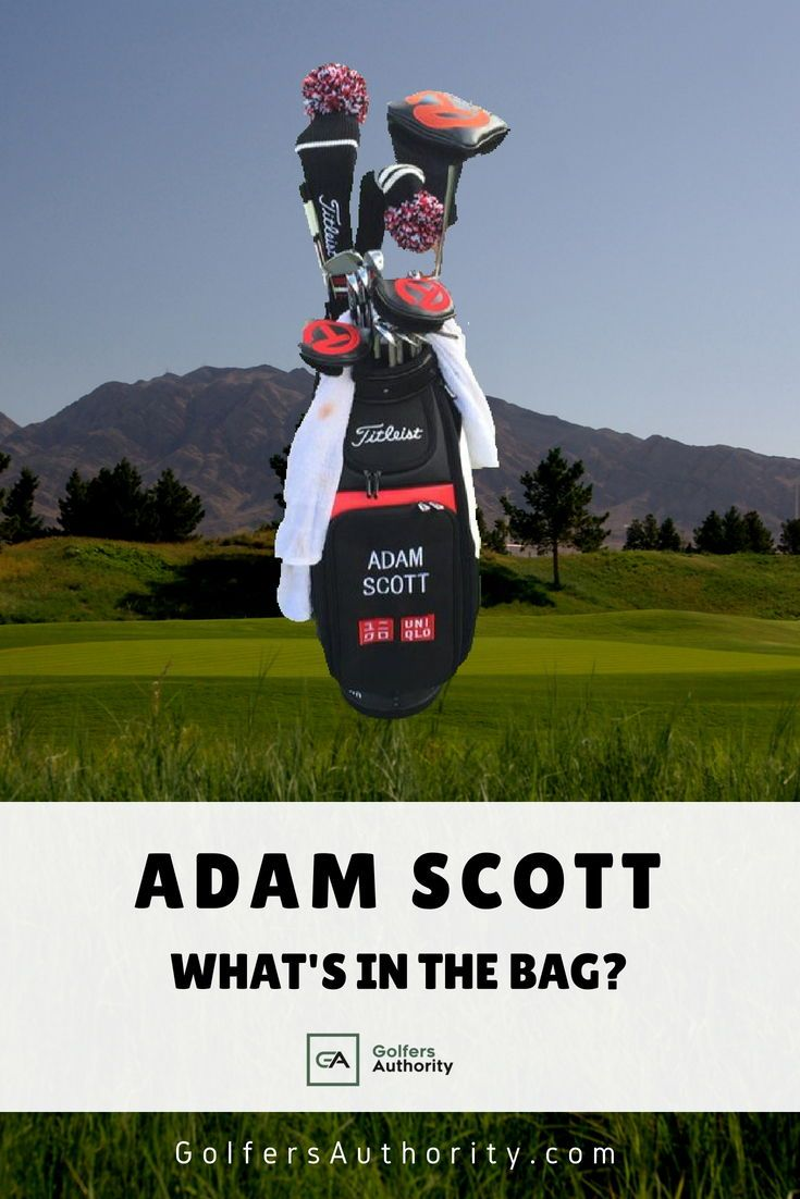 Adam Scott Is One Of The Best Golfers In The World Check Out What I