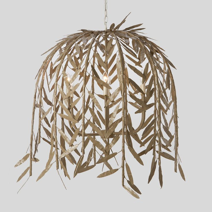 Weeping Willow Chandelier   Terrain >> Wow, this is stunning!