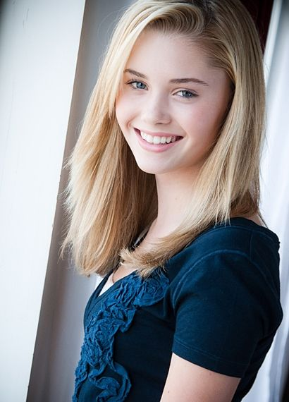 Catalog Cuties Ginny On Glee  Blonde Beauty, Beautiful -6909