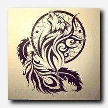#wolftattoo #tattoo 3d tattoos butterfly, hawaiian tribal art meanings, zodiac t…