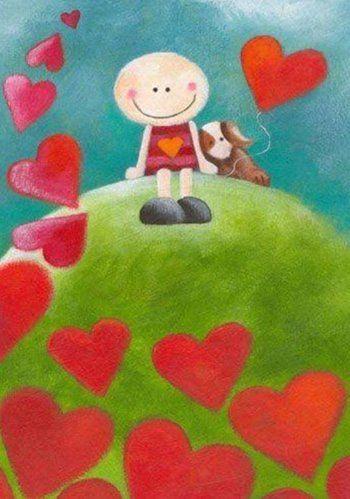 Io vi auguro, ragazzi, che voi possiate essere capaci di amare a tal punto che il cuore veramente vi faccia male! Don Tonino Bello