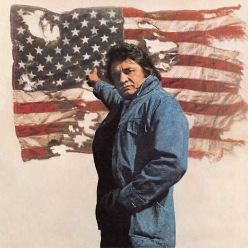 Johnny Cash Ragged Old Flag