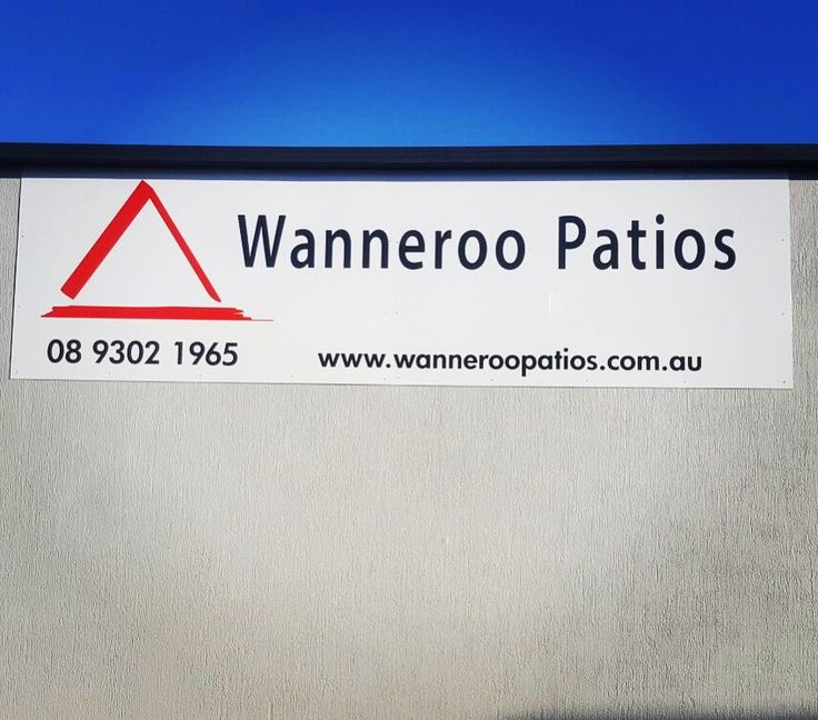 Looking for a great Patio in Perth? Contact us now for a free quote!