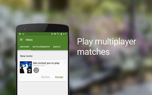 Google Play Games- thumbnail ng screenshot