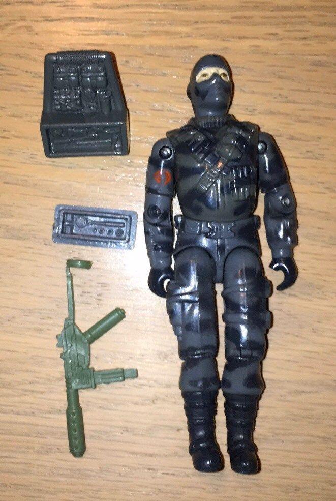 GI Joe Weapon Cobra Firefly Gun Accessory Pack 1984 Original Figure Accessory