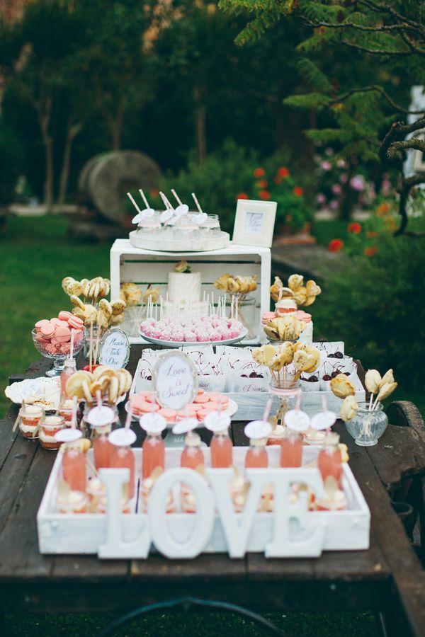 Pastel Dessert Table Italy Wedding http://www.lesamisphoto.com/