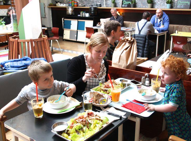Chicago Café: het kindvriendelijkste café van Brussel - Leuke Wereld