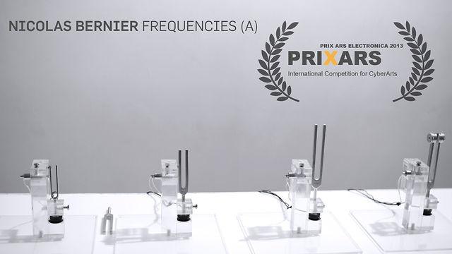 frequencies (a)   nicolas bernier on Vimeo
