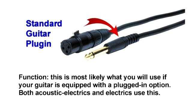 Types of Guitar Cables   What You Need To Know