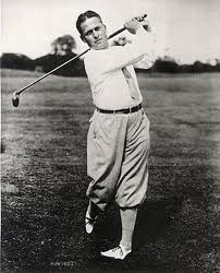 Originally named Robert Tyre was the most successful amateur golfer. By profession, he was a lawyer. He helped design the Augusta National Golf Club and co-founded the Masters Tournament. He dominated top-level amateur competition, and competed very successfully against the world's best professional golfers. He often beat the worlds best pros.