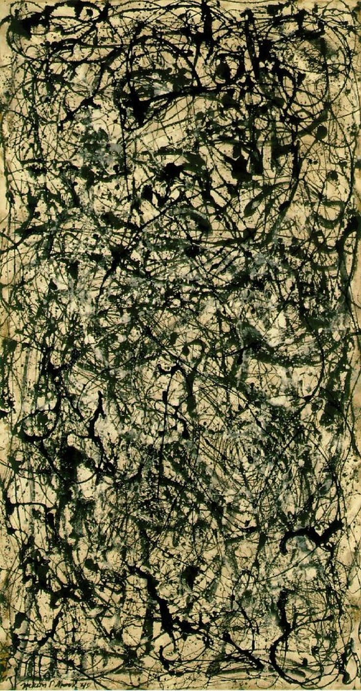 best images about jackson pollock paintings jackson pollock number 26a 1948