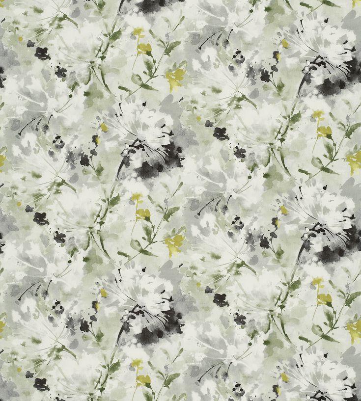 Autumnal Tones, Jewel Tones   Simi Fabric by Sanderson   Jane Clayton