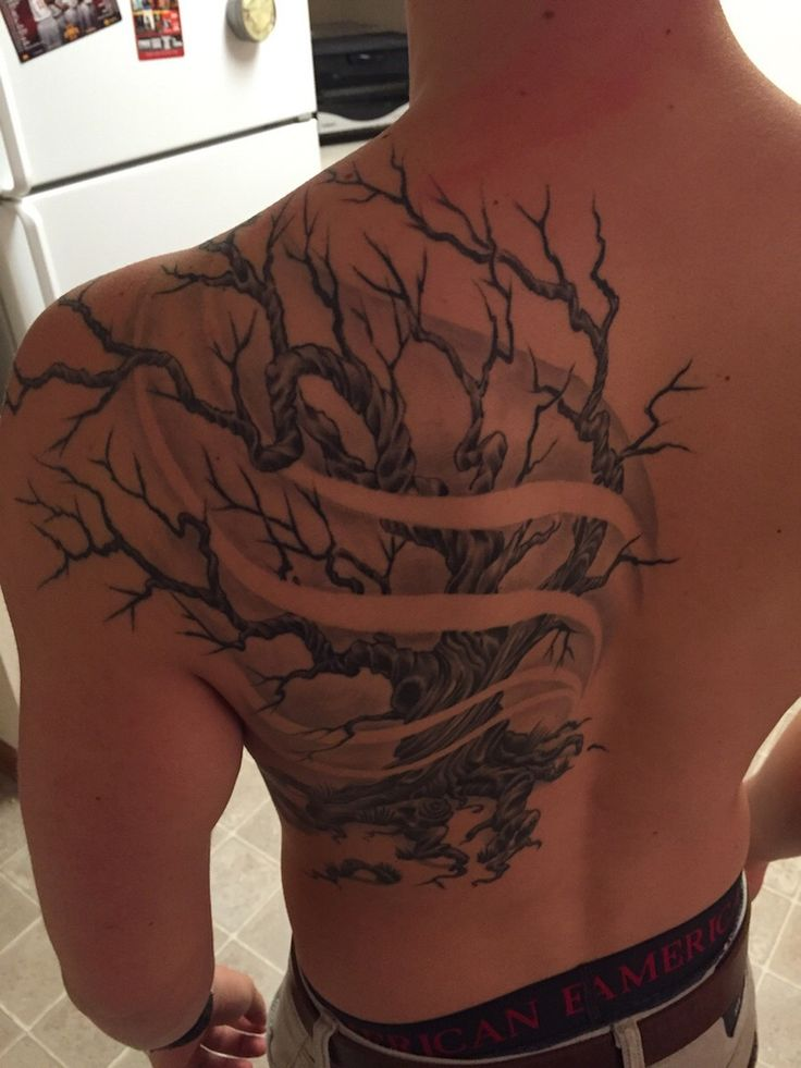 10 best back tattoos images on back pieces