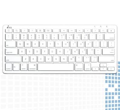 Yes - Technology in motion - Accesorios - Teclado Su diseño ergonomico. fácil de limpiar,  muy funcional. y a un super precio.