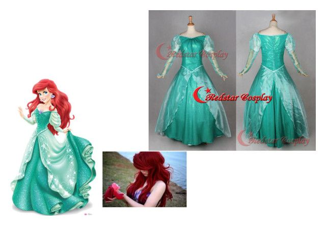 """Ariel"" by miapops on Polyvore"