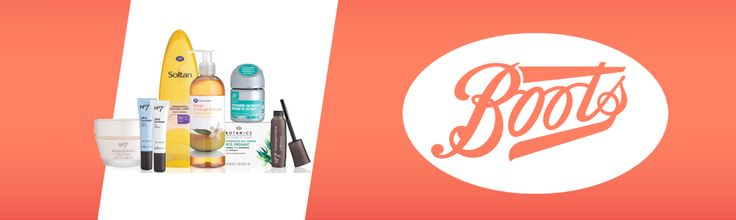 Check out the latest vouchers from Boots on top brand perfumes, cosmetics & electricals.
