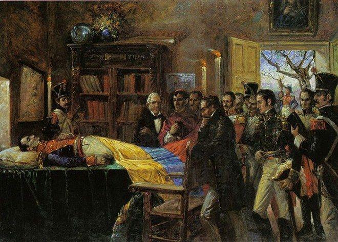 1830: A 185 años de la partida física del Libertador Simón Bolívar