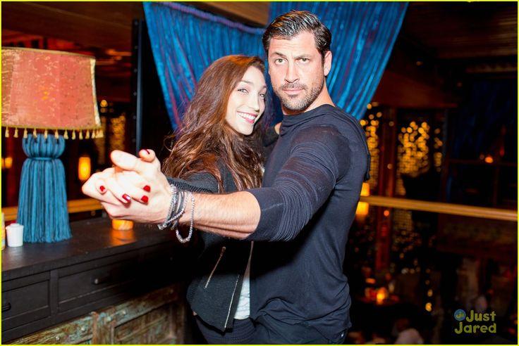 Maksim Chmerkovskiy Spotted Getting Cozy With Meryl Davis: 1000+ Images About Maksim & Dance Partners On Pinterest