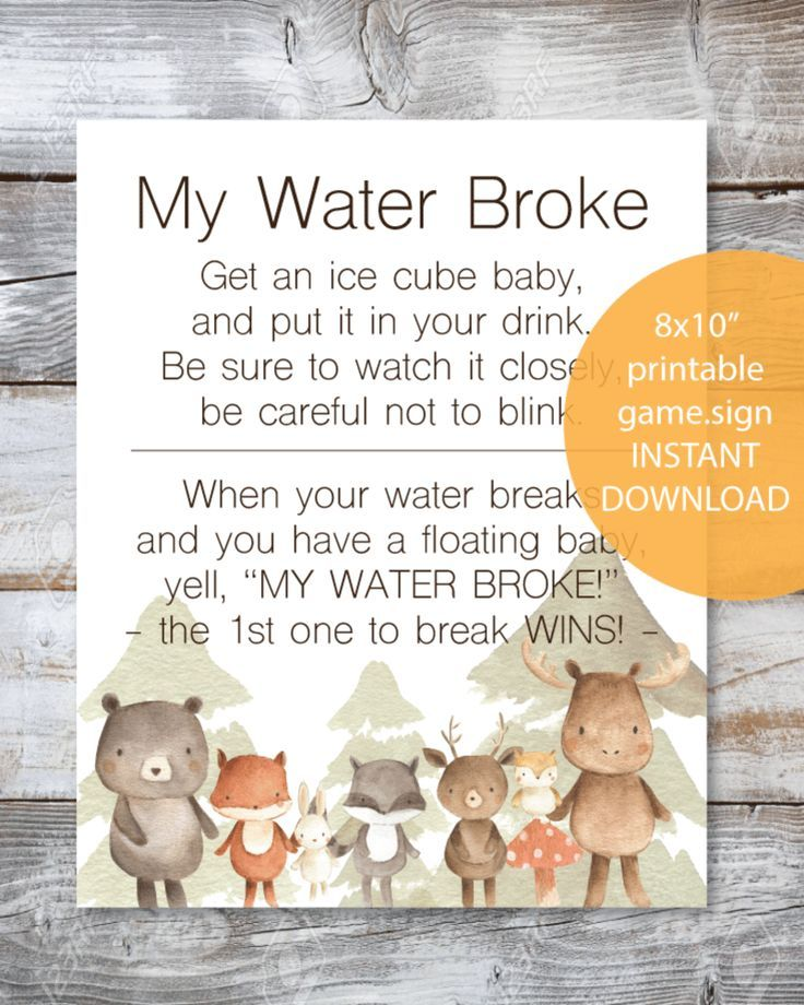 Printable Don T Say Baby Clothespin Baby Shower Game