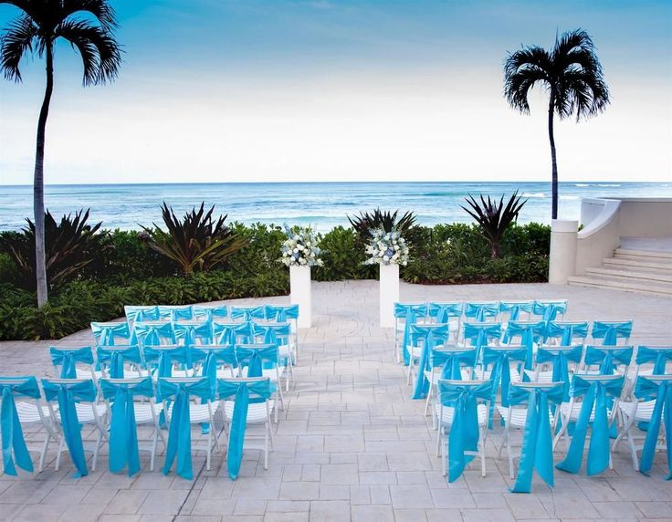 Moana Surfrider, A Westin Resort - outdoor wedding