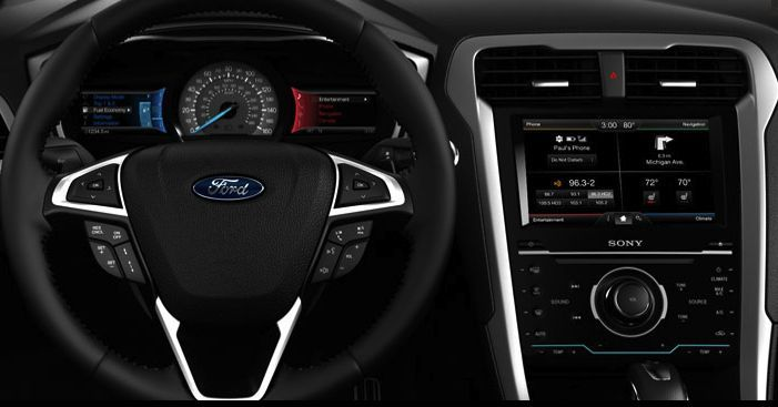 Ford Cars and Siri Functions Directly into Multimedia Stations Sync