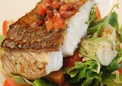 Baked or Broiled Red Snapper